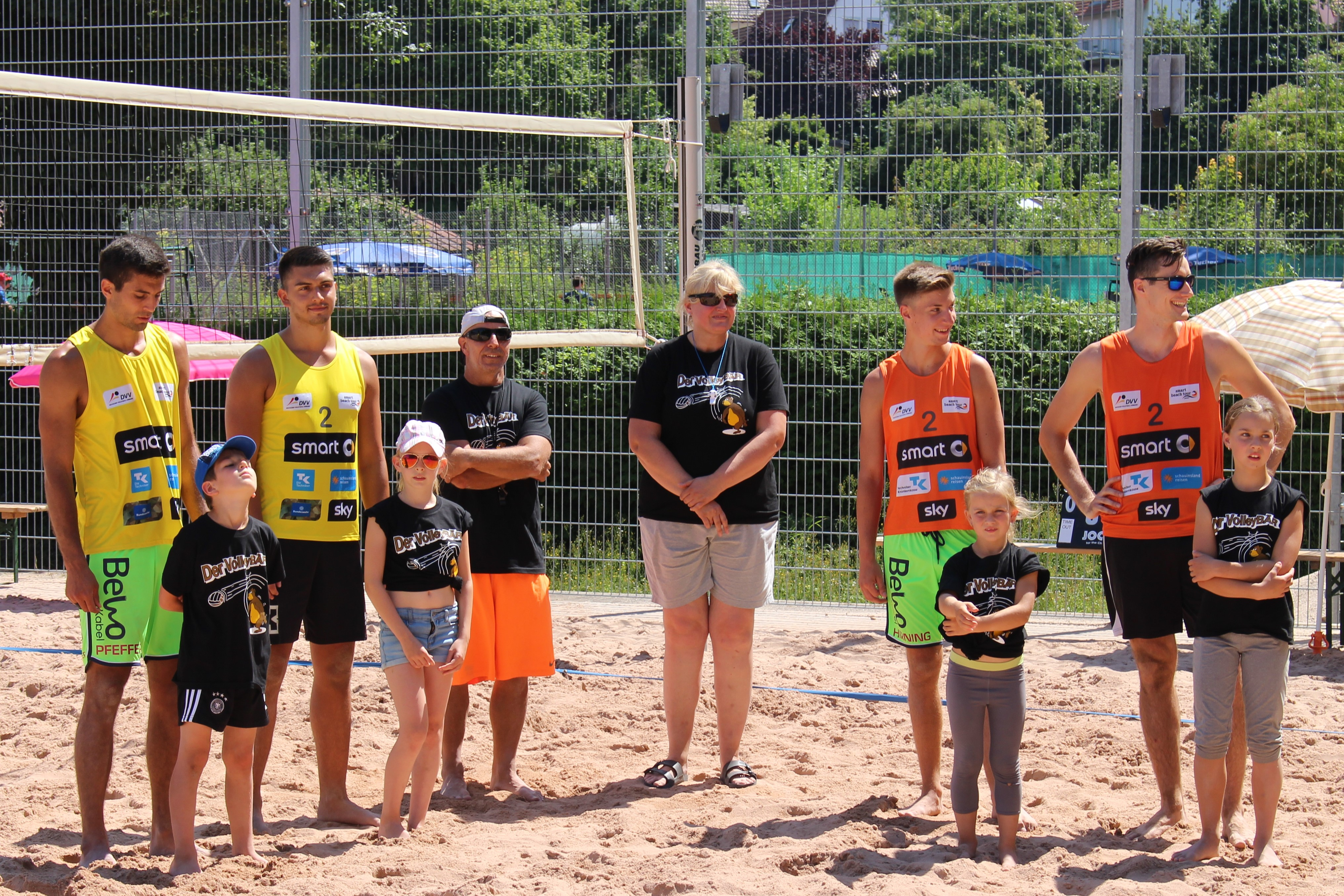 2018-07-08 - Beachvolleyball-Turnier Bondorf